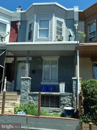 229 S Alden Street, Philadelphia, PA 19139 - #: PAPH927588