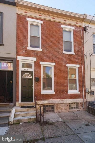 2326 Ellsworth Street, Philadelphia, PA 19146 - #: PAPH930232