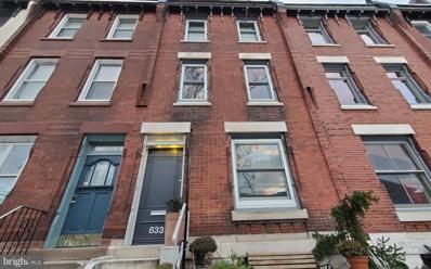 833 N 22ND Street, Philadelphia, PA 19130 - #: PAPH930748