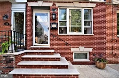 118 Jackson Street, Philadelphia, PA 19148 - #: PAPH931700