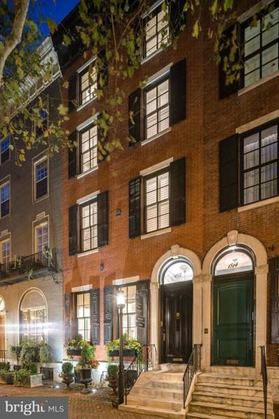 1812 Delancey Place, Philadelphia, PA 19103 - MLS#: PAPH934280