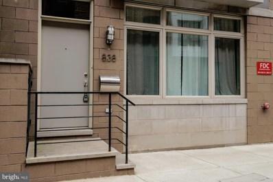 838 N 3RD Street, Philadelphia, PA 19123 - #: PAPH935172