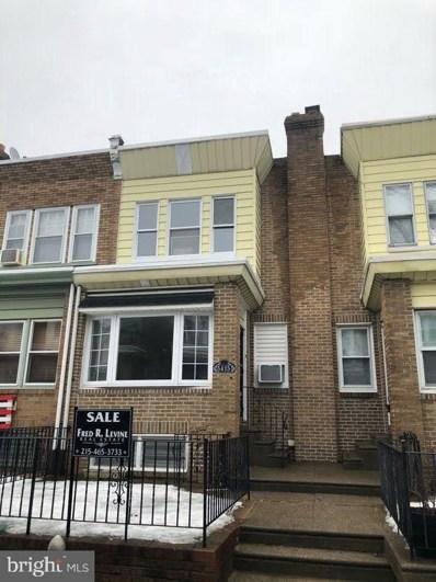 5415 Discher Street, Philadelphia, PA 19124 - #: PAPH935406