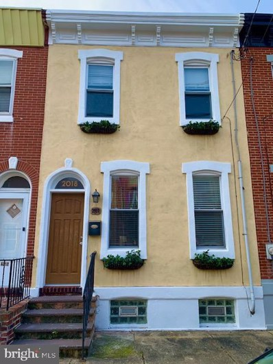 2018 Carpenter Street, Philadelphia, PA 19146 - MLS#: PAPH936732
