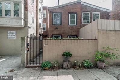 816 S 4TH Street UNIT B, Philadelphia, PA 19147 - MLS#: PAPH936830