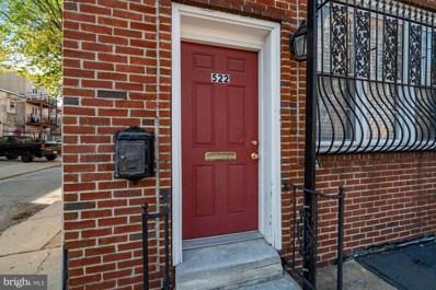 522 S 15TH Street, Philadelphia, PA 19146 - #: PAPH937282