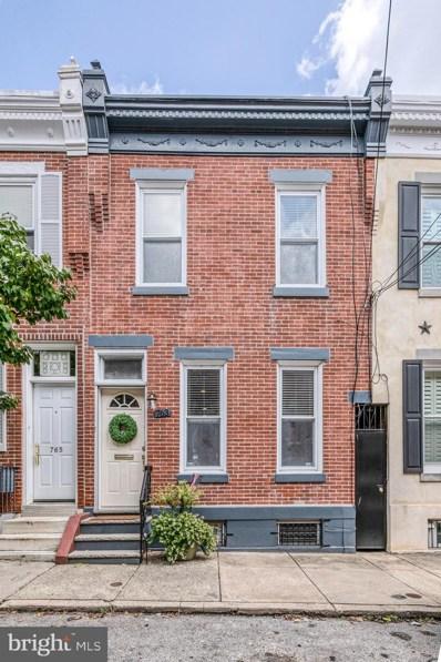 763 N Taylor Street, Philadelphia, PA 19130 - #: PAPH939214