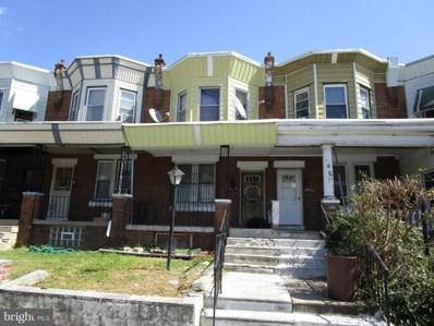 3843 N Bouvier Street, Philadelphia, PA 19140 - MLS#: PAPH939638