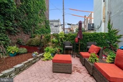 828 Ellsworth Street, Philadelphia, PA 19147 - MLS#: PAPH940960