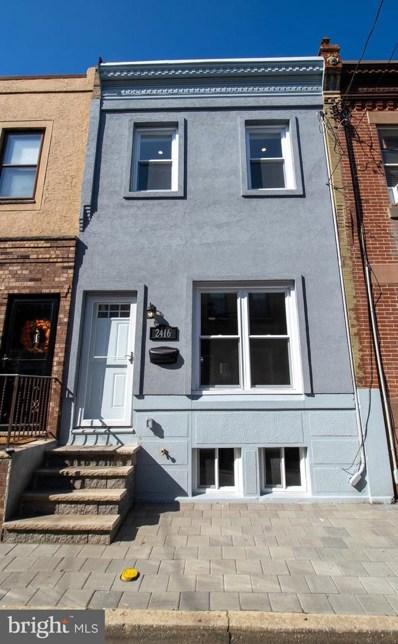 2416 S Chadwick Street, Philadelphia, PA 19145 - #: PAPH941582