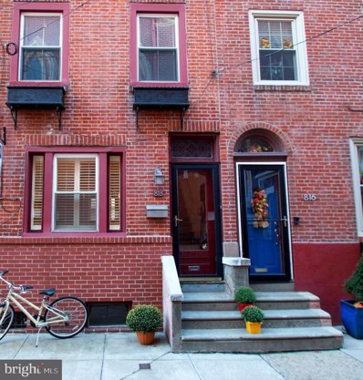 818 S Delhi Street, Philadelphia, PA 19147 - #: PAPH943368