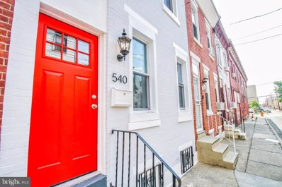 540 Winton Street, Philadelphia, PA 19148 - MLS#: PAPH944026