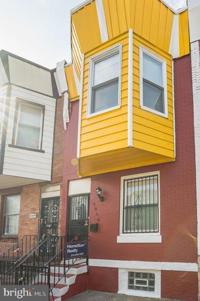 2810 N Ringgold Street, Philadelphia, PA 19132 - #: PAPH944074