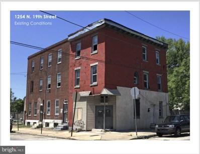 1254 N 19TH Street, Philadelphia, PA 19121 - #: PAPH944378