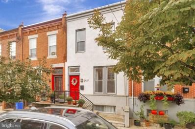 2437 Carpenter Street, Philadelphia, PA 19146 - MLS#: PAPH945266