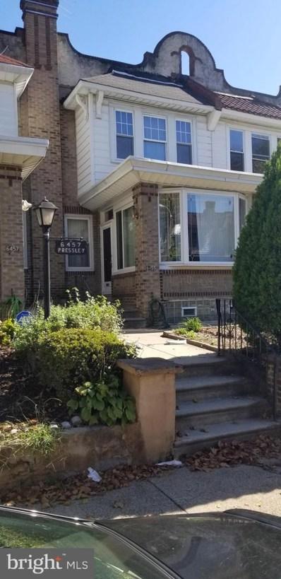 6455 N 16TH Street, Philadelphia, PA 19126 - MLS#: PAPH946478