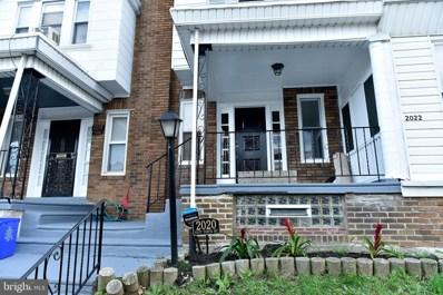 2020 68TH Avenue, Philadelphia, PA 19138 - #: PAPH946956