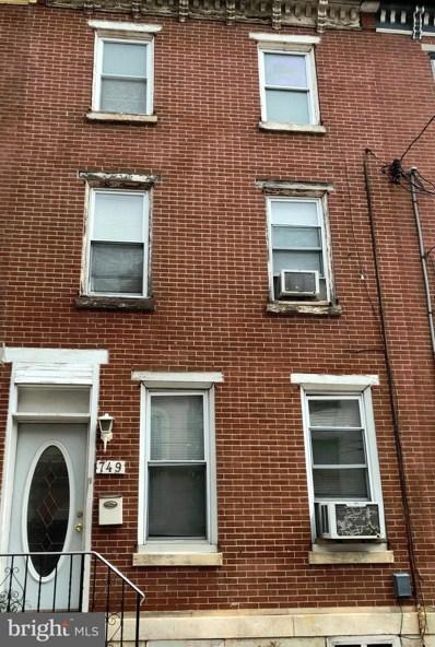 749 S 16TH Street, Philadelphia, PA 19146 - MLS#: PAPH947798