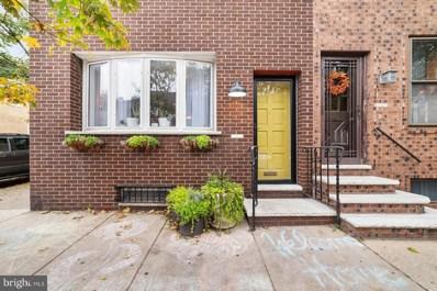 1627 S 11TH Street, Philadelphia, PA 19148 - #: PAPH948244