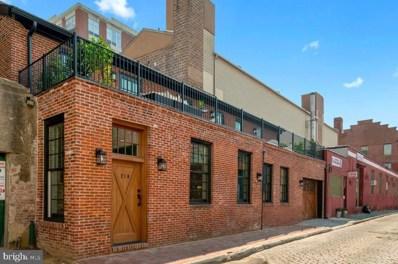 210 Quarry Street, Philadelphia, PA 19106 - MLS#: PAPH949272