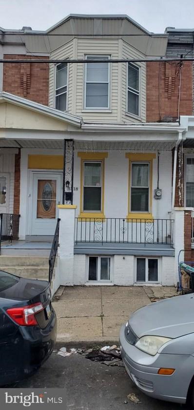 3318 A Street, Philadelphia, PA 19134 - #: PAPH949394