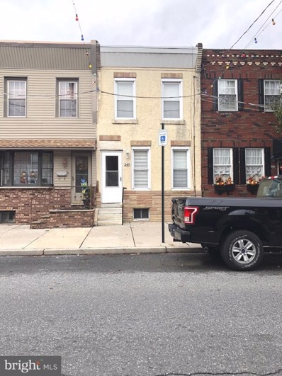 349 Wolf Street, Philadelphia, PA 19148 - #: PAPH949884