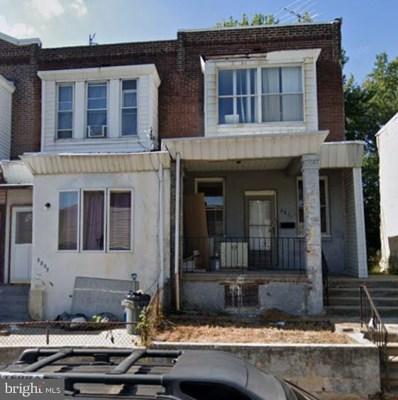 6851 Upland Street, Philadelphia, PA 19142 - #: PAPH950032