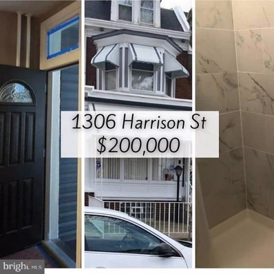 1306 Harrison Street, Philadelphia, PA 19124 - #: PAPH953168