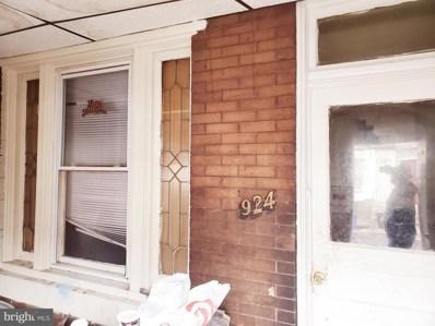 924 E Schiller Street, Philadelphia, PA 19134 - #: PAPH954356