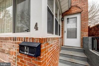 4 E Hortter Street, Philadelphia, PA 19119 - MLS#: PAPH963520