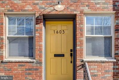 1603 S Newkirk Street, Philadelphia, PA 19145 - #: PAPH965524