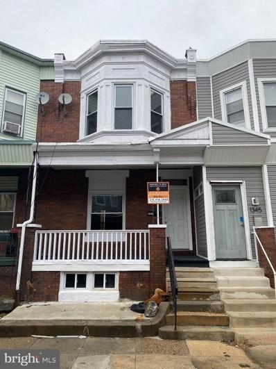 1343 S Wilton Street, Philadelphia, PA 19143 - #: PAPH965700