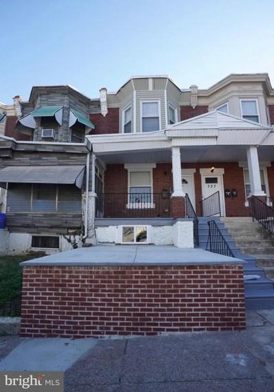 735 S 58TH Street, Philadelphia, PA 19143 - #: PAPH965706