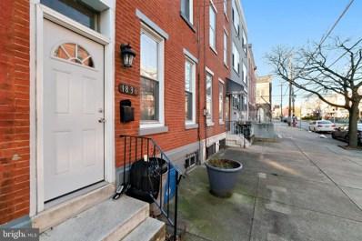 1836 W Master Street, Philadelphia, PA 19121 - #: PAPH966672