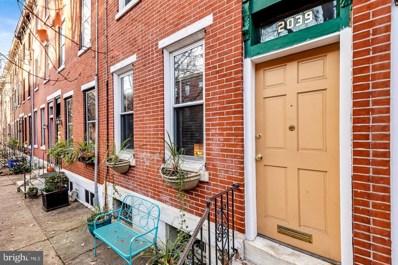2039 Brandywine Street, Philadelphia, PA 19130 - MLS#: PAPH966784
