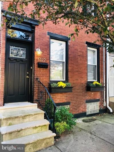 1322 Catharine Street, Philadelphia, PA 19147 - MLS#: PAPH966888