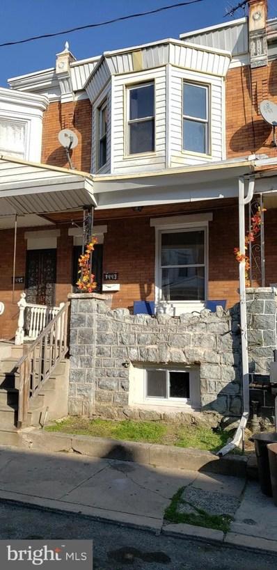 1443 N Hobart Street, Philadelphia, PA 19131 - #: PAPH967370