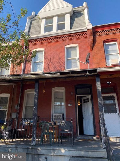 848 N 42ND Street, Philadelphia, PA 19104 - #: PAPH968152
