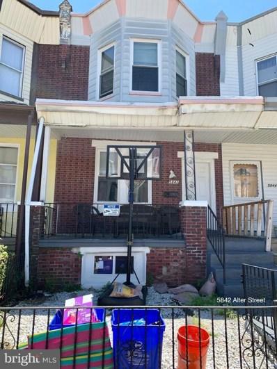 5842 Alter Street, Philadelphia, PA 19143 - #: PAPH969858