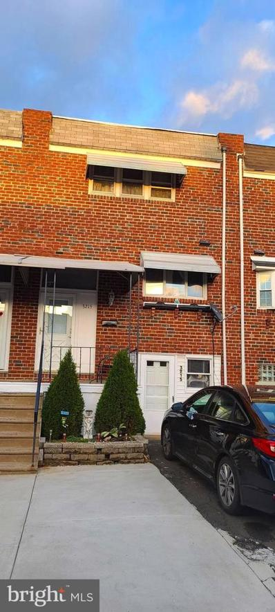 3215 Birch Road, Philadelphia, PA 19154 - #: PAPH970024