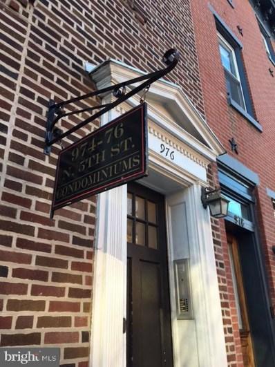 974-76 N 5TH Street UNIT 6, Philadelphia, PA 19123 - MLS#: PAPH970184