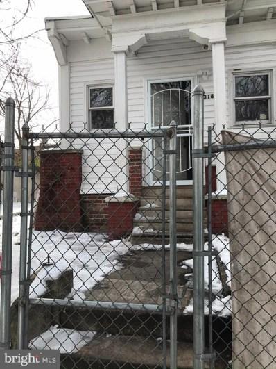 1318 S 53RD Street, Philadelphia, PA 19143 - #: PAPH973066