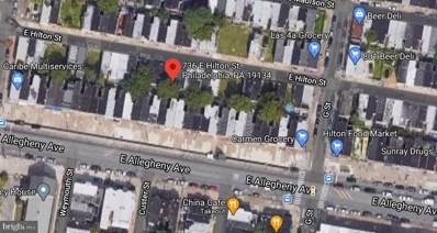 736 E Hilton Street, Philadelphia, PA 19134 - #: PAPH974688
