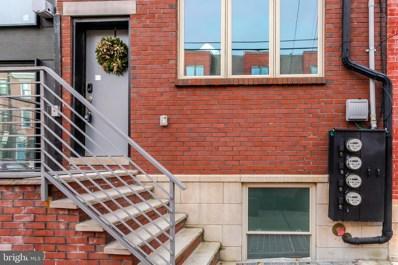 1634 Fitzwater Street UNIT 101, Philadelphia, PA 19146 - #: PAPH978216