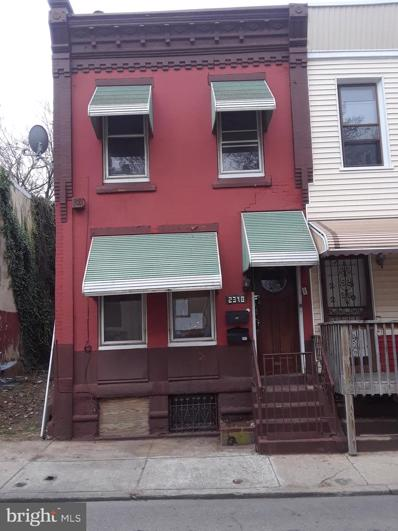 2318 N Van Pelt Street, Philadelphia, PA 19132 - #: PAPH978916