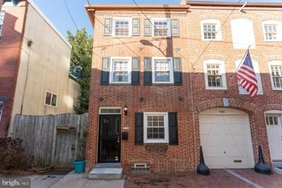 706 N Bodine Street, Philadelphia, PA 19123 - #: PAPH980820