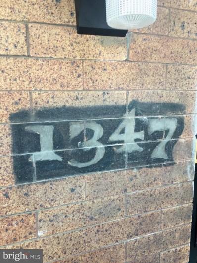 1347 Kerbaugh Street, Philadelphia, PA 19140 - MLS#: PAPH980934