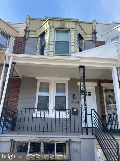 1504 N Frazier Street, Philadelphia, PA 19131 - #: PAPH981834