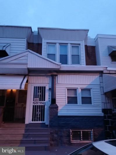 1943 Berkshire Street, Philadelphia, PA 19124 - #: PAPH982326