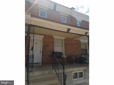 6419 N Lambert Street, Philadelphia, PA 19138 - #: PAPH982920